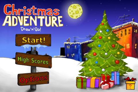 Screenshot Christmas Adventure