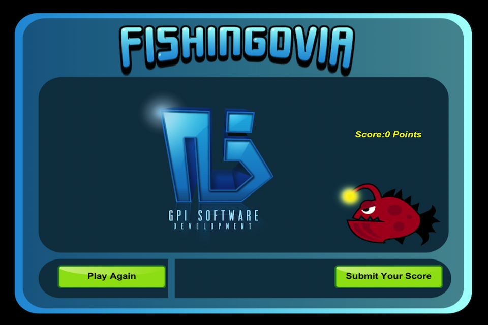 Screenshot Fishingovia