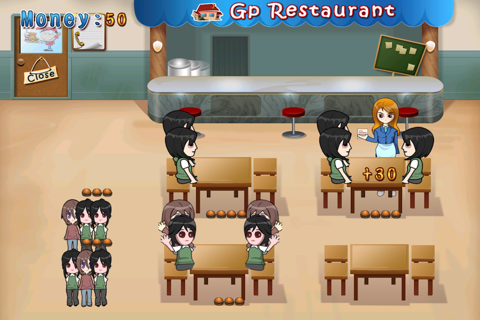 Screenshot Gp Restaurant Adventure Lite